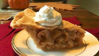 Classic Apple Pie Recipe (Homemade)