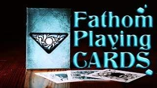Deck Review - The Fathom Playing Cards Ellusionist