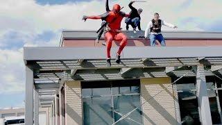 Download Deadpool Parkour Mp3 and Videos