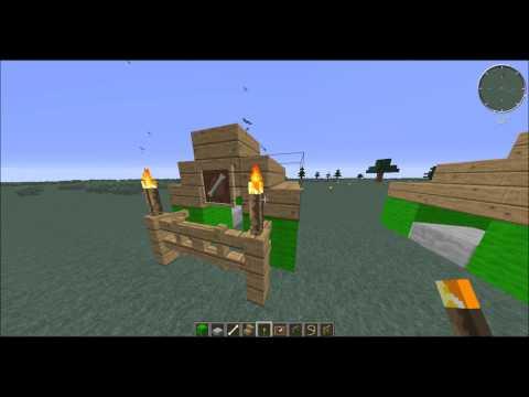 Decoracion para minecraft como hacer una casa de perro - Como hacer una casa de perro ...