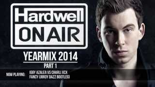 Hardwell On Air 2014 Yearmix Part 1
