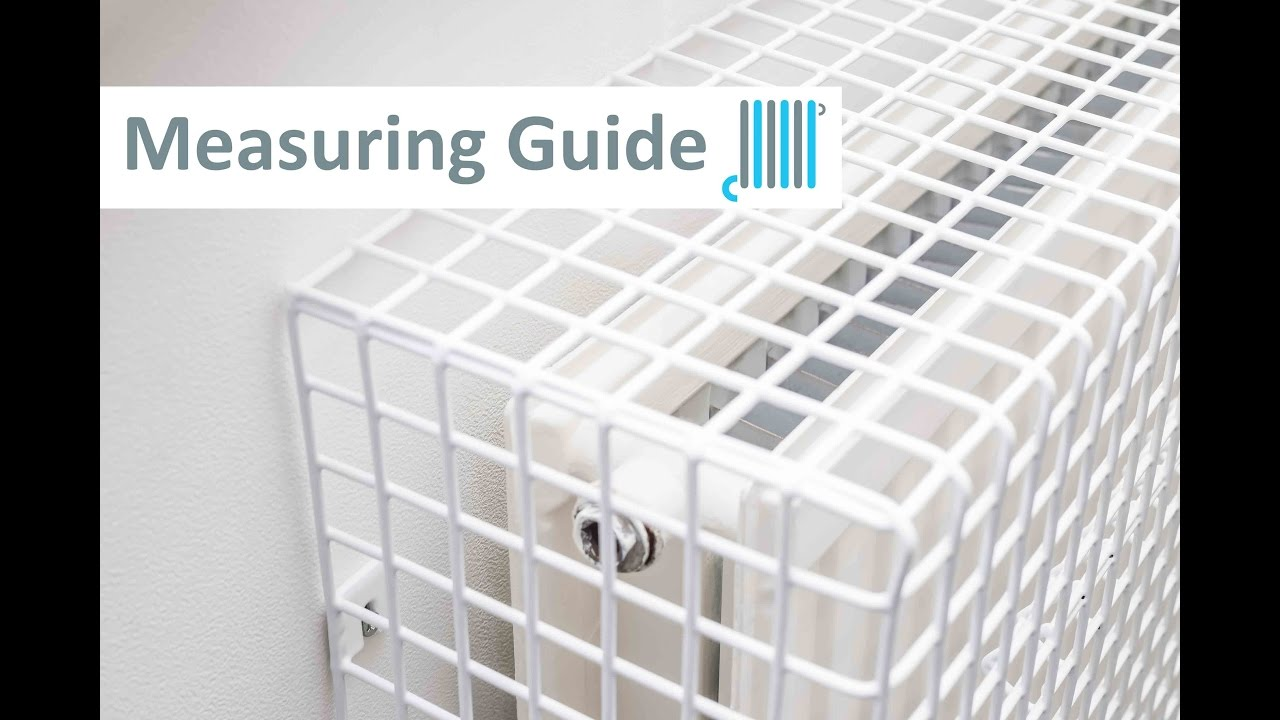 Radiator Guard Measuring Guide Babies And Kiddos