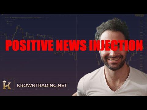 Bitcoin POSITIVE News! June 2020 Price Prediction & News Analysis