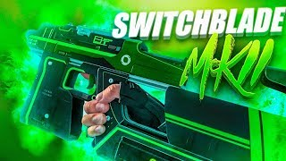 A TOPE CON LA SWITCHBLADE MKII EN BLACK OPS 4