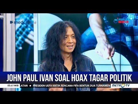 Penuturan John Paul Ivan yang Terganggu Tagar Politik