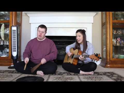 Jolene- Dolly Parton (Cover: Duet with my brother who has Down Syndrome)