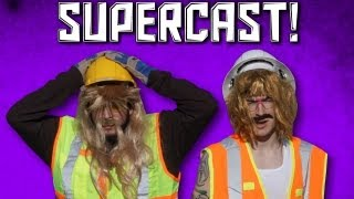 "SUPERCAST! with Chip and Marshal S1 Ep3 ""Under Construction"""