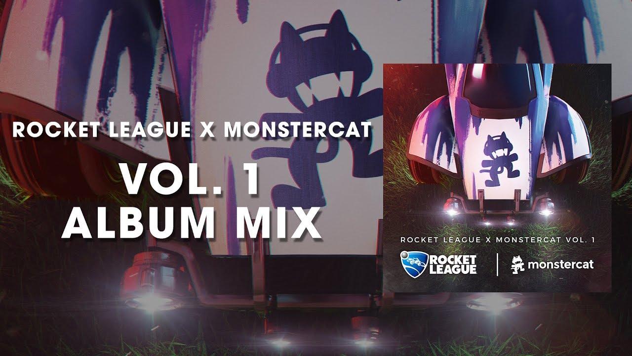 Rocket League x Monstercat Vol  1 (Album Mix)