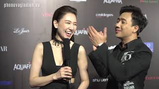 Trấn Thành - Hari Won kể chuyện suýt quên đi Tuần lễ thời trang và kết cục...