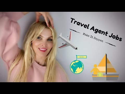 Travel Agent Jobs From Home And How To Make It Happen - A Few Tips!
