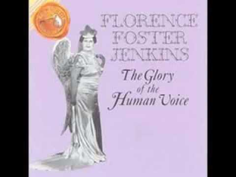 Florence Foster Jenkins - Queen of the Night by Mozart.