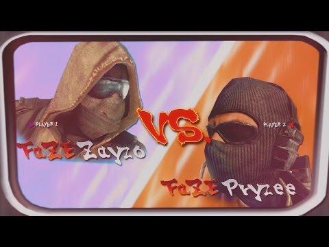 FaZe: Clash of the Clan - PryZee vs Zayzo by Cozzi