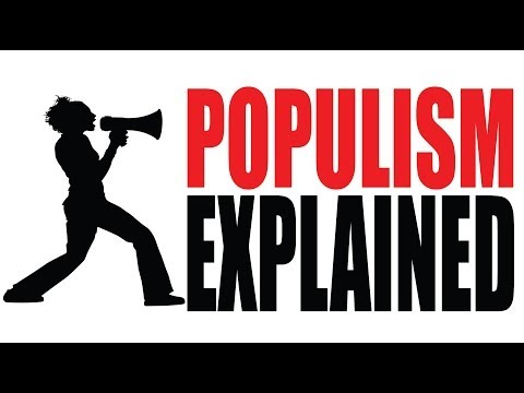 Populism and the Populist Movement in America for Dummies
