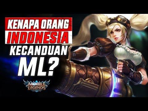 7 RAHASIA kenapa Orang Indonesia KETAGIHAN MOBILE LEGEND! Kamu Yang Mana?