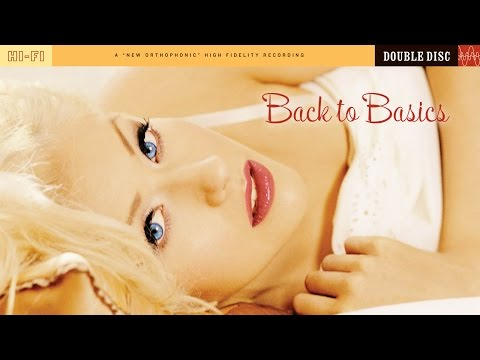 Christina Aguilera - 1. Intro (Back To Basics)