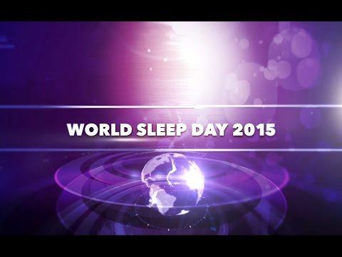 World Sleep Day 2015