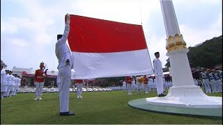 Download Video Upacara Peringatan Proklamasi Kemerdekaan ke-73 Republik Indonesia MP3 3GP MP4