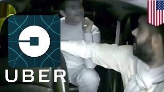 Uber CEO Travis Kalanick filmed lashing out at Uber driver, calls his concerns bullsh*t -TomoNews