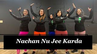 Nachan Nu Jee Karda Dance | Angrezi Medium | Irrfan, Radhika, Deepak, Kareena |  Tanishk B