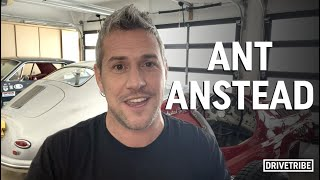 Ant Anstead on how nervous he was taking over on Wheeler Dealers