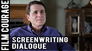 Writing Great Dialogue Isn't Easy by Gary Goldstein