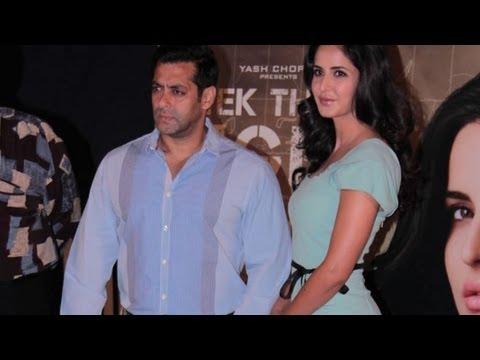 Salman Khan - Katrina Kaif Launch Mashallah Song From Ek Tha Tiger (Uncut)