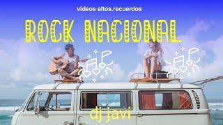rock nacional videos retros dj javi