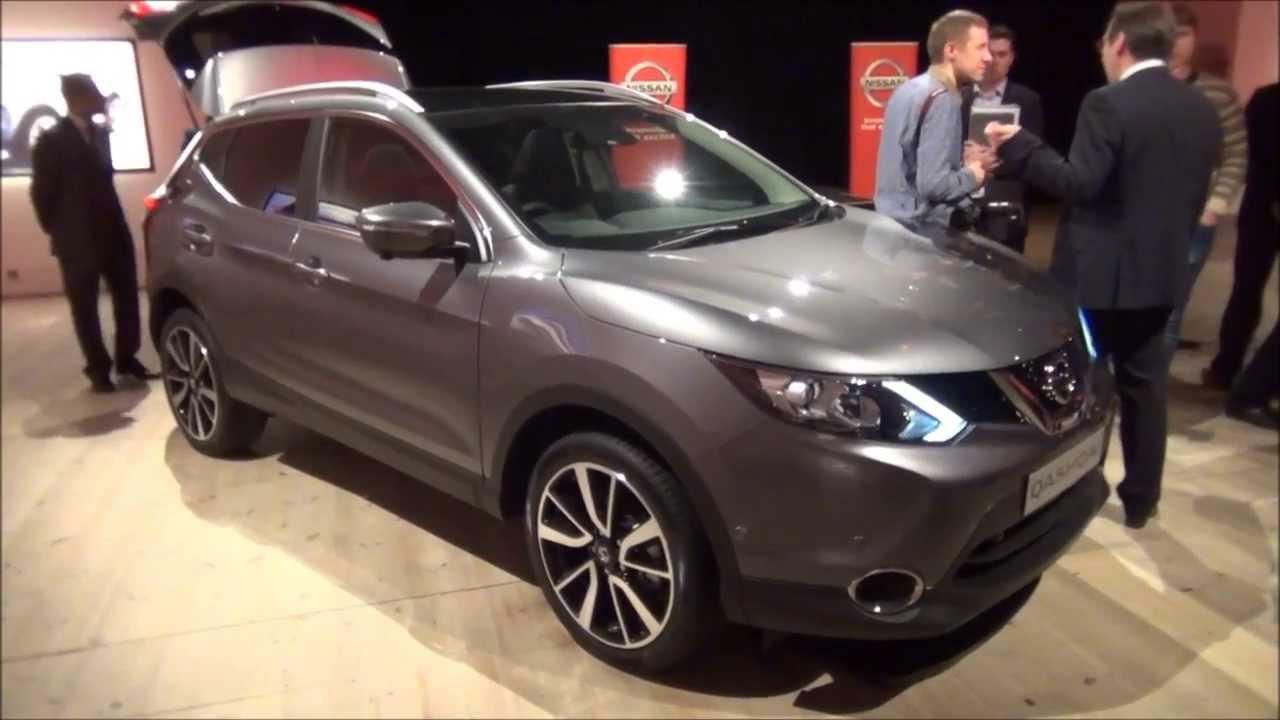 Yeni Nissan Qashqai (2014) ilk inceleme - YouTube