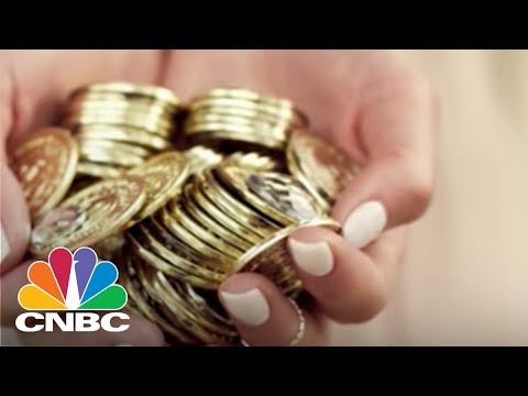 Gold Joins Bitcoin In Digital Payment Space | CNBC
