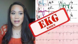 Medical School | Cardiology Rotation - EKG BASICS