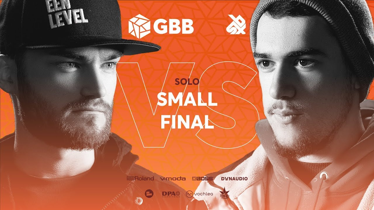 B-ART vs CODFISH | Grand Beatbox Battle 2019 | SMALL FINAL