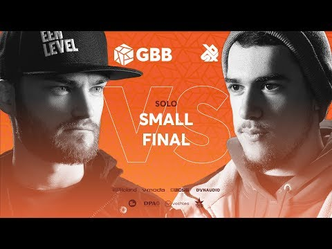 B-ART vs CODFISH | Grand Beatbox Battle 2019 | SMALL FINAL