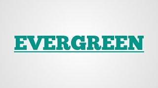 Evergreen ♥️ with lyrics | By: Westlife