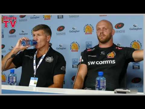 Chiefs TV - Rob Baxter/Jack Yeandle post Premiership Final