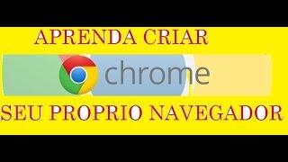 Como criar um navegador completo