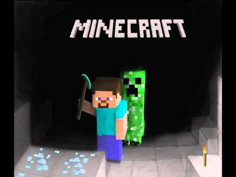 minecraft song- minecraft everyday (acoustic)