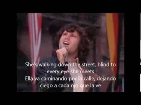 The Doors - Hello, I Love You (Subtitulos Español - Ingles)