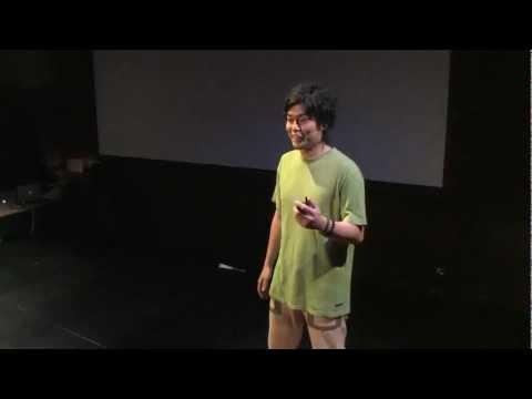 Misunderstanding yields a seed of a big idea: Kensei Dohjima at TEDxTokyoyz