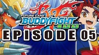 [Episode 5] Future Card Buddyfight Hundred Animation