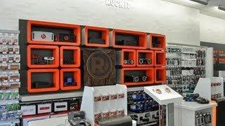 RadioShack Revamp - Concept Stores