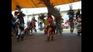 Danza Azteca. Danza Polvora