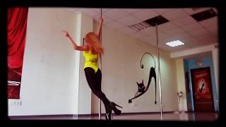 Елена Space Мишагина/ промо /pole-dance/не занималась около трех месяцев*соскучилась*