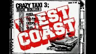 Crazy Taxi 3 Intros: Xbox Version