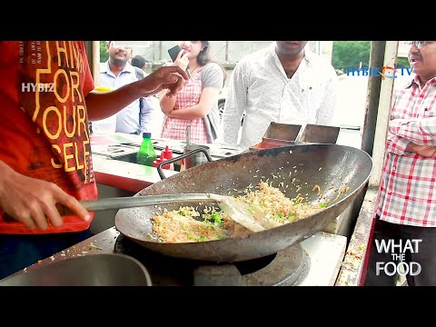 Chicken Fried Rice Recipe   Indian Street Food