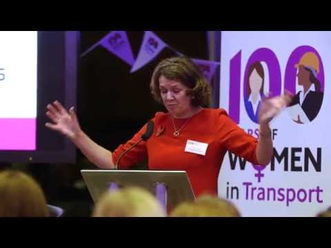 Celebrating 100 Years of Women in Transport - TfL Campaign launch event, 11 November 2014