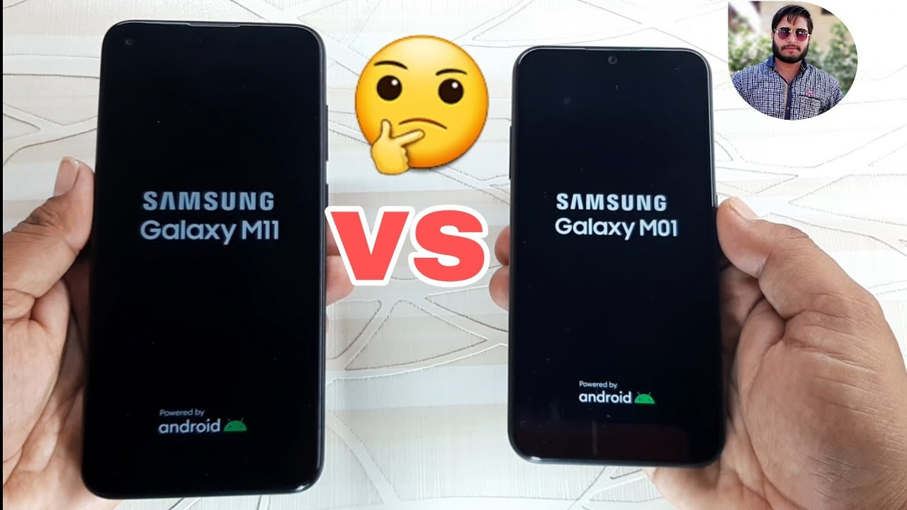Samsung Galaxy M11 vs Galaxy M01 Speed Test Comparison?