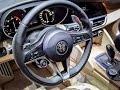 Alfa Romeo Giulia 2.2  180 and 150cv TEST AND ACCELERATION 0 - 100 km/h