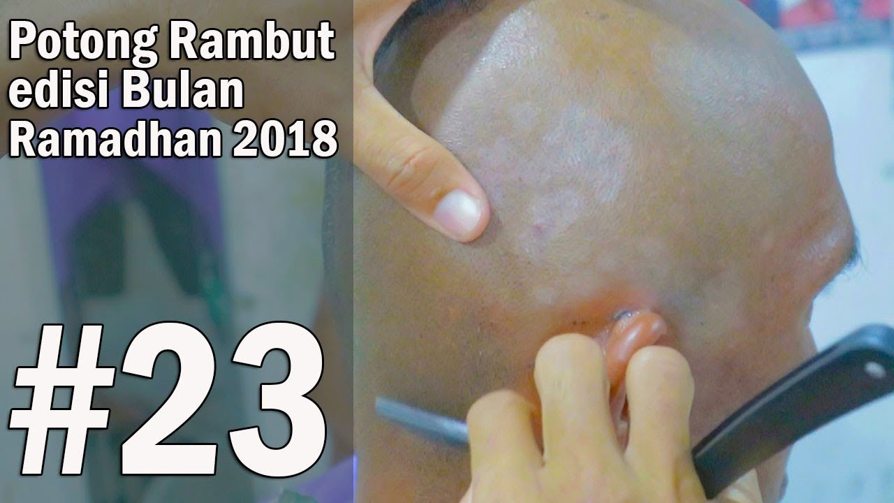Trend RAMBUT BOTAK licin 2018 ( Step by Step ) Indonesia - YouTube 60f3ef5597