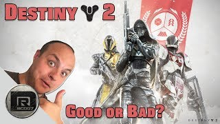 Destiny 2 Review - Is it Good, or is it Bad? First 15 hours (Destiny 2) PS4 PRO