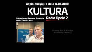 Wszystko o literaturze - Audycja w Radio Opole: Tomasz Greniuch i Tomasz Kuś (Nordica)